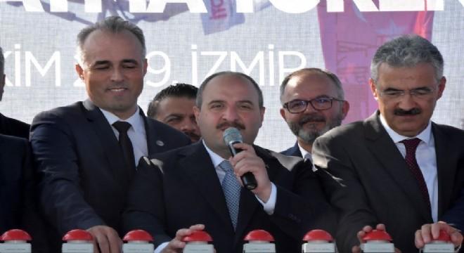 """Varank, """"Tehditler bizim için yok hükmündedir. Hiçbir tehdit Türkiye'nin kararlılığını etkileyemez."""