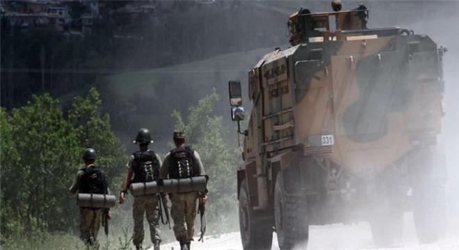İçişleri Bakanlığı, iç güvenlik operasyonlarına ilişkin açıklama yaptı.