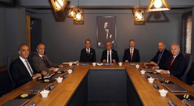 Atatürk Üniversitesi sekreteryasını Bilimsel Araştırma Projeleri (BAP) Koordinasyon Biriminin yaptığı Yeni Nesil Üniversite Tasarım ve Dönüşüm Projesi tüm hızıyla devam ediyor.