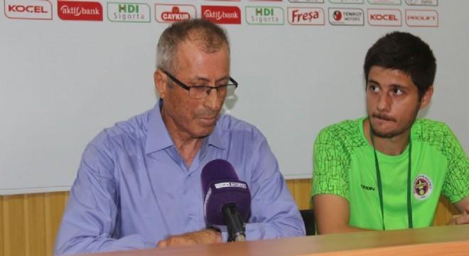 Giresunspor deplasmanından 2-0'lık galibiyetle 3 puanın sahibi olan Menemenspor'da Teknik Sorumlu Mehmet Nuri Adıgüzel, hak ettikleri bir galibiyet aldıklarını ve 1. Lig'de ilk defa oynamalarına rağmen alınan sonucun sürpriz olmadığını söyledi.