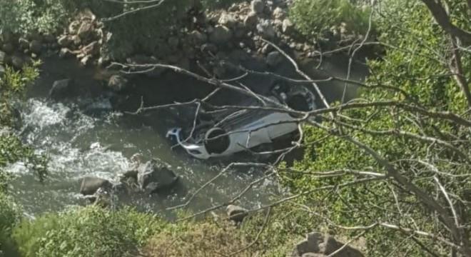 Bingöl – Erzurum yolunda kaza: 1 ölü, 2 yaralı