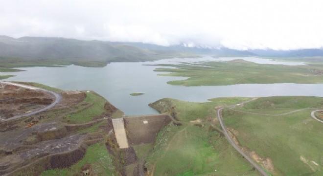 Erzurum sulama verileri açıklandı