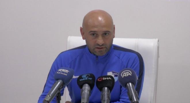 Spor Toto 1. Lig ekiplerinden BB Erzurumspor Teknik Direktörü Muzaffer Bilazer, Beşiktaş ve birçok takımın transfer etmek istediği Taylan Antalyalı'nın takımdan ayrılma olasılığının yüksek olduğunu söyledi.