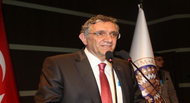 Güneş Vakfı Başkanı Prof. Dr. Alpaslan Ceylan,