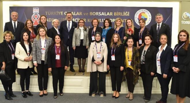 KGK Doğu Anadolu Bölge Temsilcisi ve ETSO Kadın Girişimciler Kurulu Başkanı Çalıkuşu, 'Dünya Kadın Girişimciler Günü' münasebetiyle Ankara'da düzenlenen toplantının, kendilerini geleceğe odakladığını ve motivasyon sağladığını söyledi.