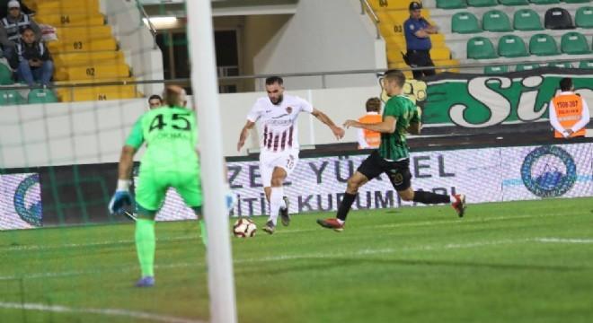TFF 1. Lig: Akhisarspor: 3 - Hatayspor: 1