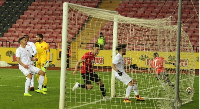 TFF 1. Lig: Eskişehirspor: 3 - C. G. Ümraniyespor: 1